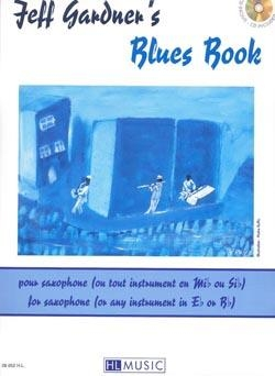 Blues Book: Alto Sax: Bk&cd