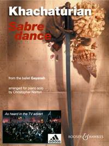 Sabre Dance: Piano (B&H Ed)
