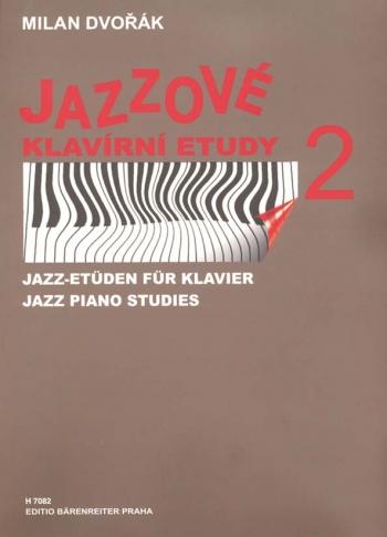 Jazz Piano Studies: 2 (dvorak)
