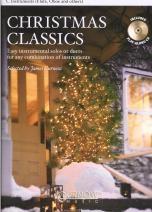 Christmas Classics: C Instruments Book & CD