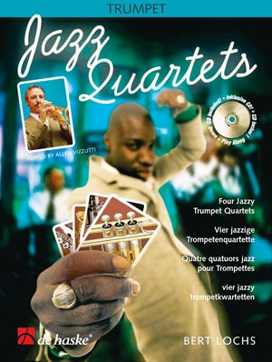 Jazz Quartet: Trumpet: Bk&cd