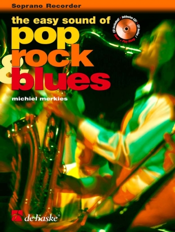 Pop Rock and Blues: Recorder: Book and Cd
