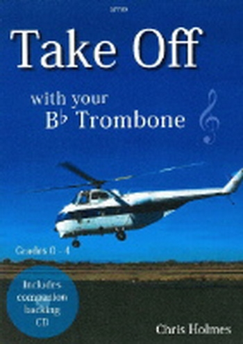 Take Off: Trombone: Treble Clef