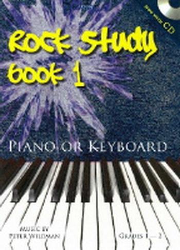 Rock Study Book: 1: Piano and Keyboard