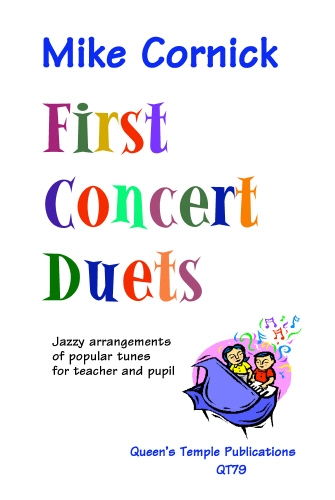 First Concert Duets: Piano  (Mike Cornick)