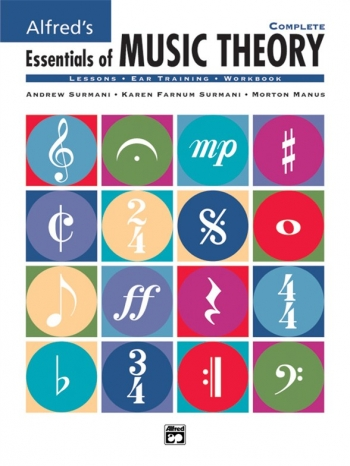 Essentials Of Music Theory & Text Books Computer Book: lesson 1-75