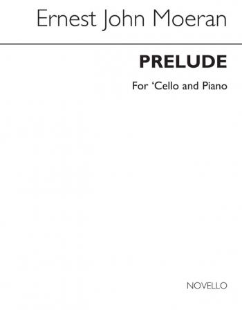 Prelude: Cello & Piano  (Novello)