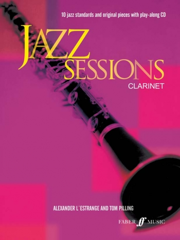 Jazz Sessions: Clarinet: Book & CD