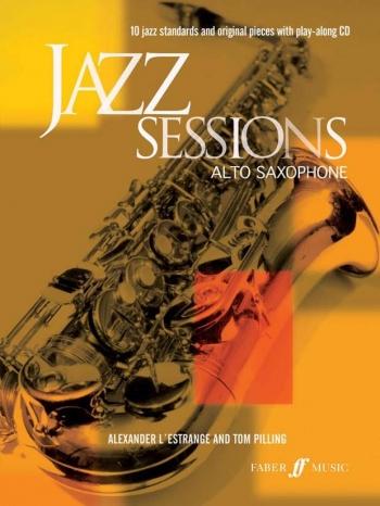 Jazz Sessions: Alto Saxophone