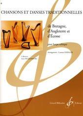 Chansons Et Danses Traditionelles: Harp Or Piano Solo