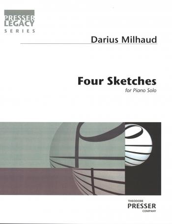 4 Sketches: Op. 227: Piano