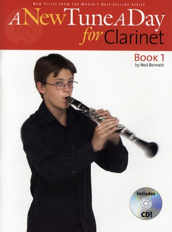New Tune A Day: Clarinet: Book 1: Book & CD