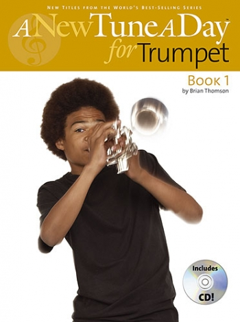 New Tune A Day: Trumpet/Cornet Book 1 Book & Cd
