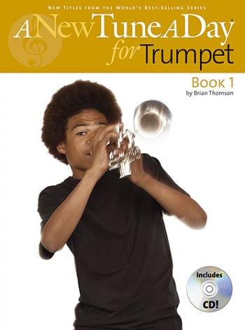 New Tune A Day: Trumpet/Cornet Book 1 Book & Cd