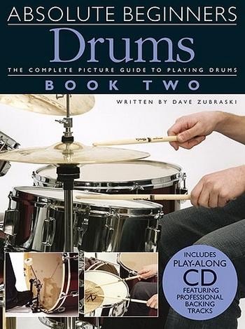 Absolute Beginners Book 2: Drum