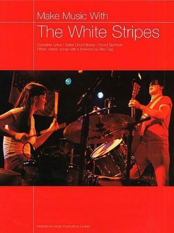 White Stripes: Make Music With Queen: Guitar Tab