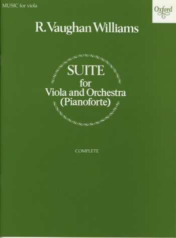 Suite For Viola: Viola and Piano
