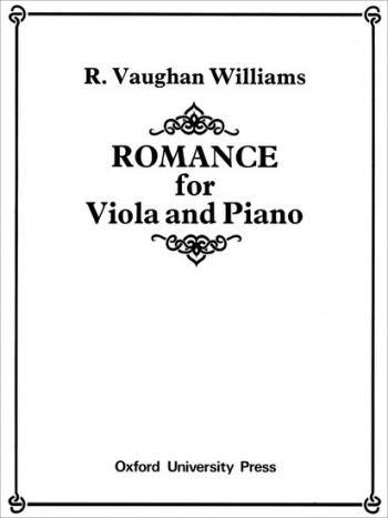 Romance: Viola and Piano