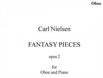Fantasy Pieces: Op2: Oboe & Piano (Chester)