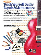 Alfred Teach Yourself  Guitar Repair