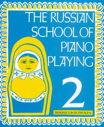 Russian School Of Piano Playing: Book  2nd Repertorie