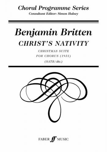 Christs Nativity: Vocal: Satb