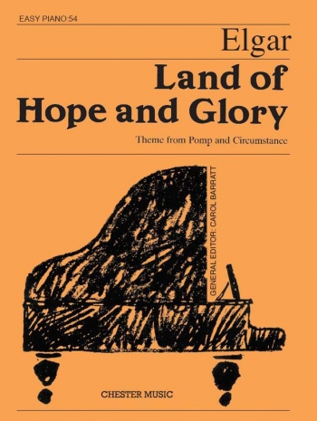 Land Of Hope and Glory: Piano (Chester Ed)