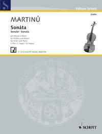 Sonata: C Major: Violin and Piano