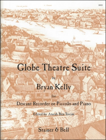 Globe Theatre Suite: Descant Recorder and Piano