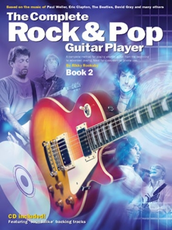 Complete Rock and Pop Guitar Player: Book 2