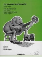 The Magic Guitar: Easy Pieces: 21 Pieces: Green Cover