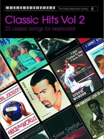Easy Keyboard Library: Classic Hits: Vol2