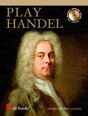 Play Handel: Oboe Book & CD