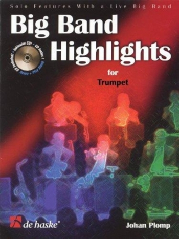 Big Band Highlights: Trumpet: Bk&cd