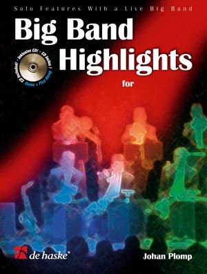 Big Band Highlights: Clarinet: Book & CD