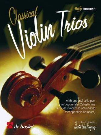 Classical Violin Trios: Violin Trio