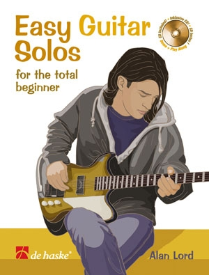 Easy Guitar Solos For The Total Beginner