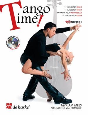 Tango Time: Cello: Book & CD