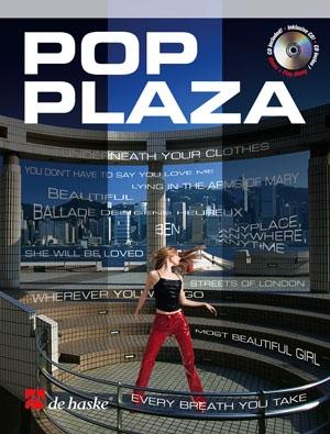 Pop Plaza: Clarinet: Book & CD