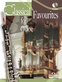 Classical Favourites: Oboe: Book & CD