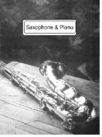 Squiffys Songs: Tenor Saxophone