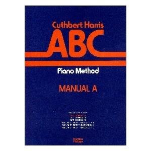 Abc Piano Method Manual A
