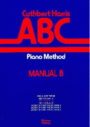 Abc Piano Method Manual B