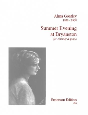 Summer Evening At Bryanston: Clarinet (Emerson)