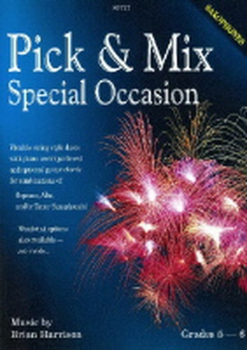 Pick and Mix: Special Occasion: Saxophone Duet