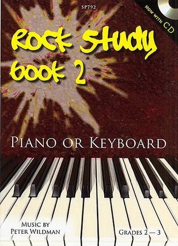 Rock Study Book: 2: Piano and Keyboard