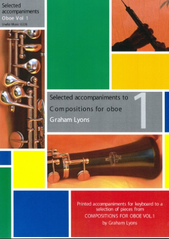 Compositions For Oboe: Vol.1: Piano Accompaniment