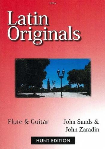 Latin Originals: Flute & Guitar
