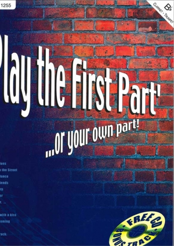 Play The First Part: Clarinet: Book & CD