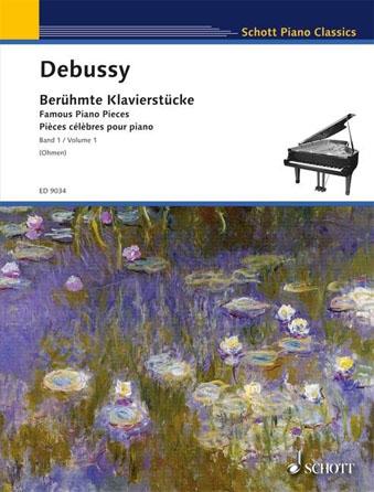 Famous Piano Pieces : Vol 1: Piano (Schott Ed)